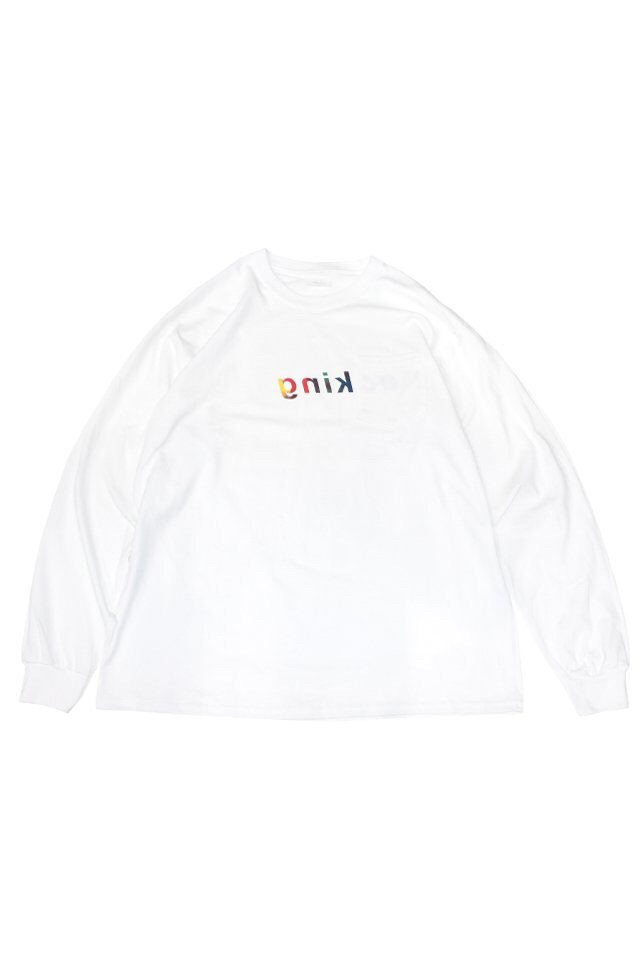 The Adams&River - PACKING LONG SLEEVE (WHITE)
