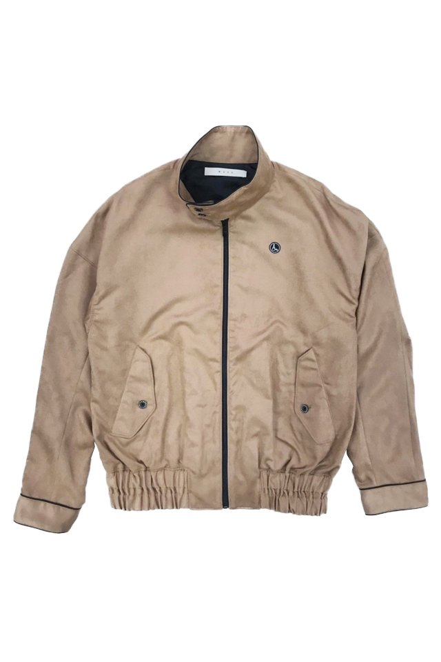 [MUZE×TOROY] DRIZZLER JACKET(BROWN) ミューズ ジャケット