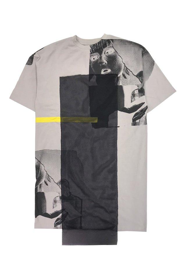 【10%OFF】PARADOX-LONG T-SHIRTS(GRAY)  パラドックス シャツ