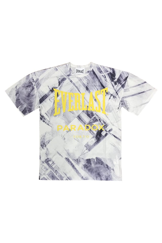 【10%OFF】PARADOX×EVERLAST - GRAPHIC BIG TEE パラドックス  シャツ