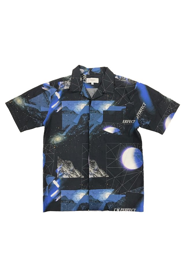 PARADOX-GRAPHIC S/S SHIRTS(COLOR)  パラドックス シャツ