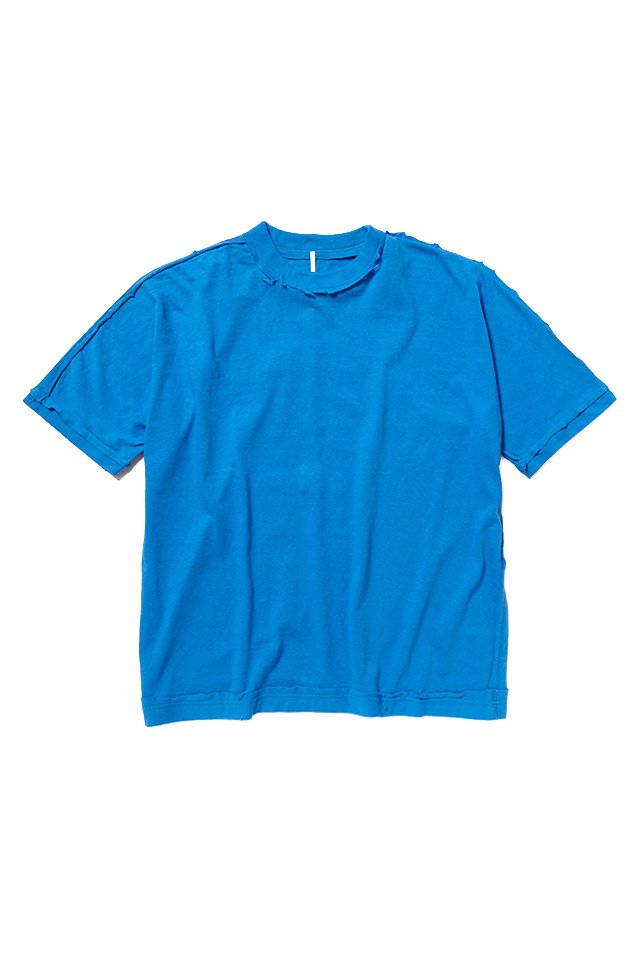【10%OFF】ETHOS -  INSIDE OUT TEE (D.BLUE)