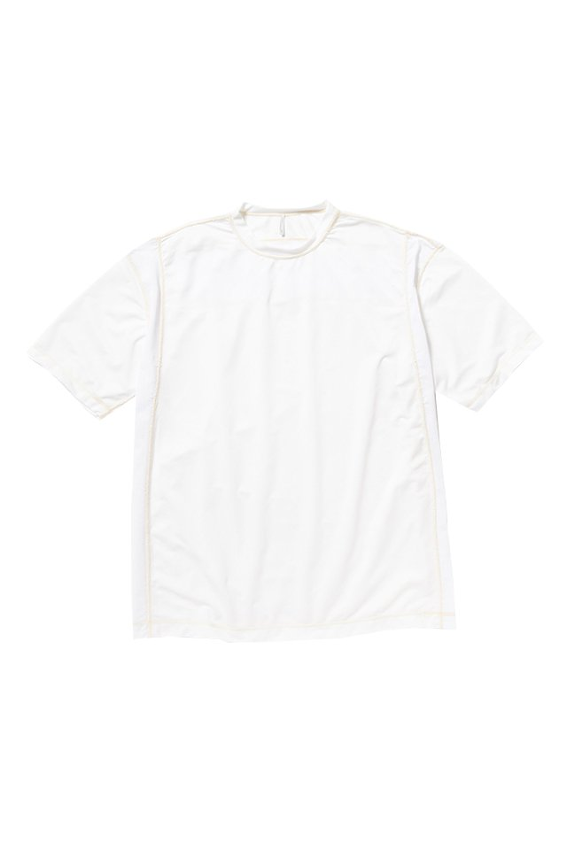 ETHOS -  INSIDE OUT TEE (WHITE)