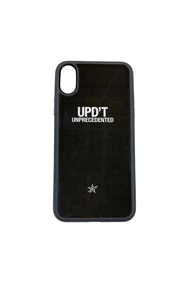 UPD'TーSMART PHONE CASE (BLACK)
