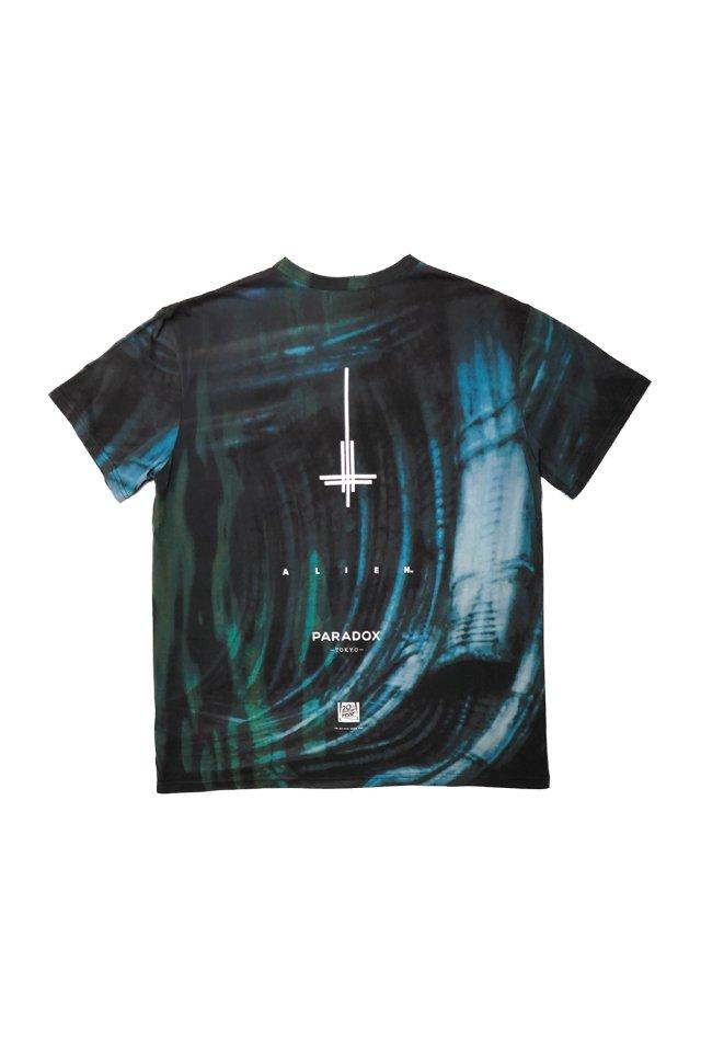 ALIEN×PRDX - GRAPHIC BIG TEE  パラドックス シャツ