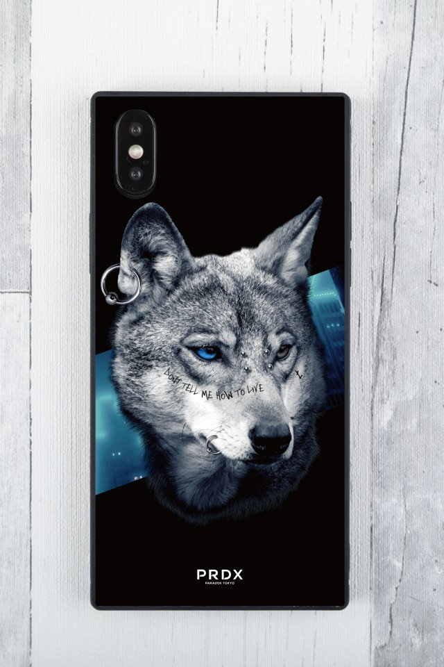 PARADOX  - SMART PHONE CASE(WOLF)
