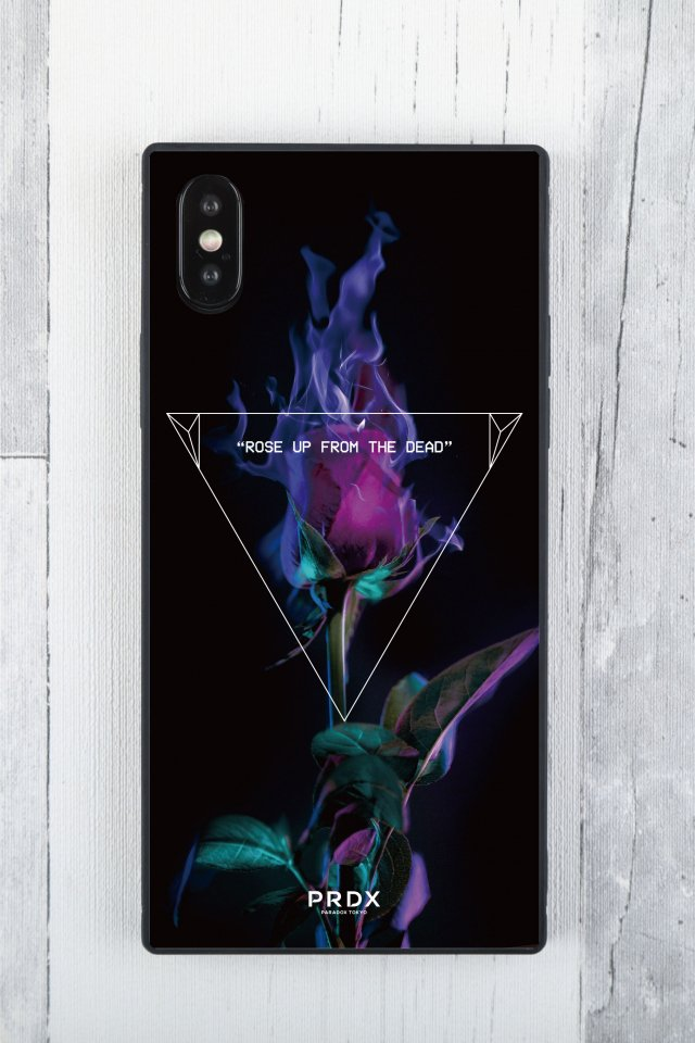 PARADOX  - SMART PHONE CASE(ROSE)