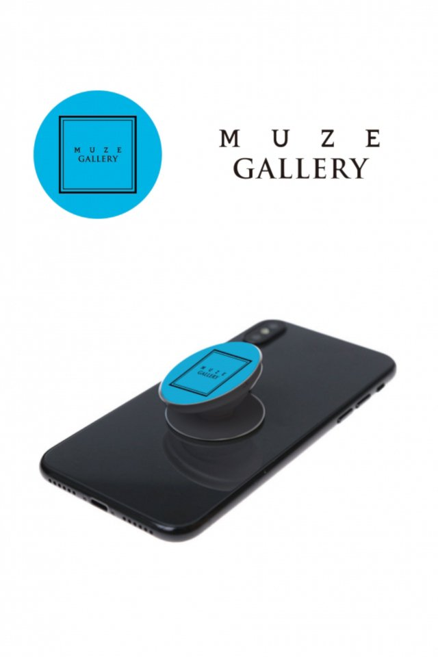 MUZE GALLERY  - TILT STAND (turquoise)
