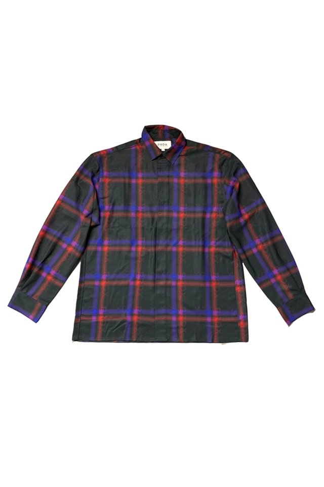 【10%OFF】PARADOX - CHECK SHIRTS (RED)