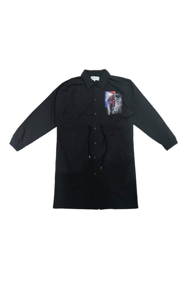 【20%OFF】PARADOX - COACH SHIRTS (BLACK)