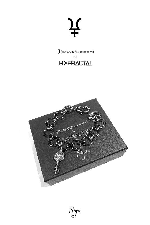 【受注商品11月上旬-中旬お届け予定】【J×H>FRACTAL】
