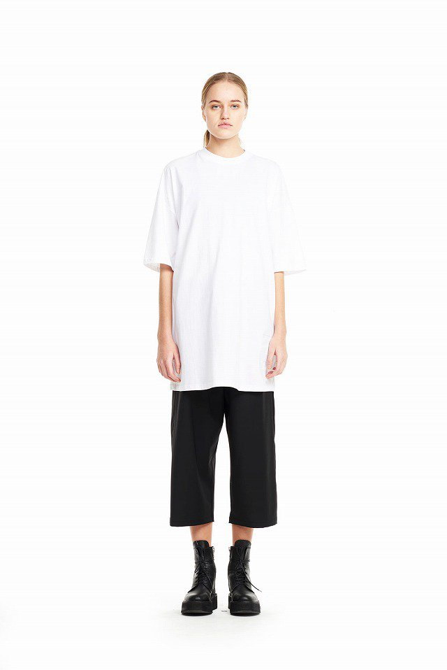 ODEUR - Front T-Shirt (White)