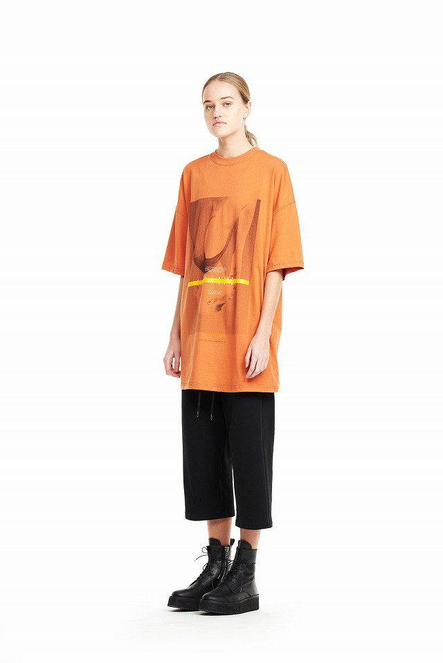 ODEUR - Front T-Shirt (Clay)