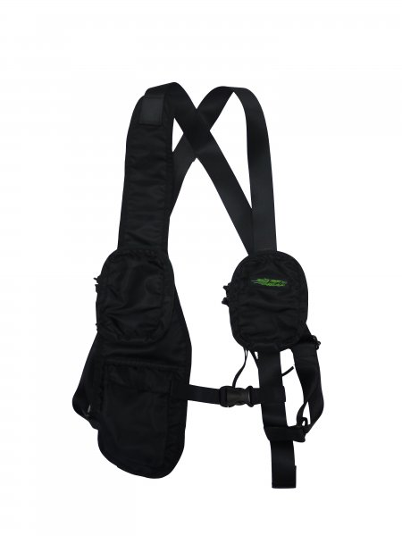 JieDa - BODY BAG (BLACK)