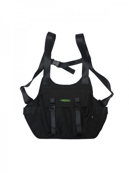 JieDa - 2WAY BAG (BLACK)