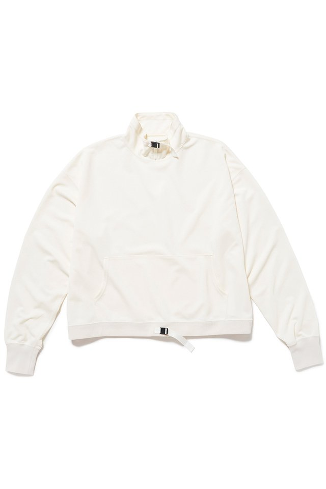 ETHOS - STAND ROCK JERSEY (WHITE) エトス 2019-20年秋冬コレクション