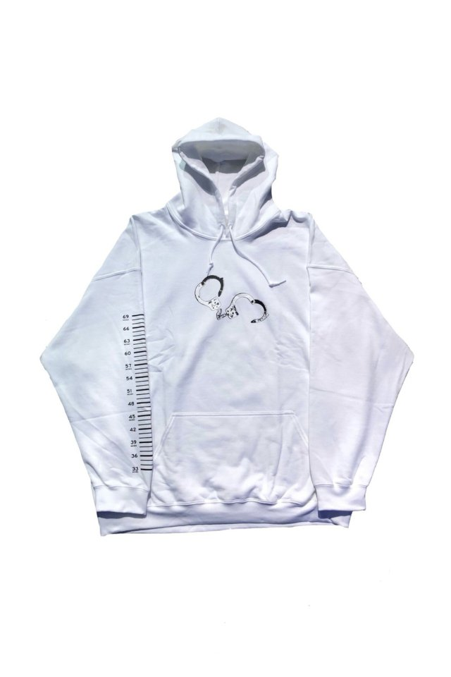 PARADOX - PULL PARKA(PUNISHED/WHITE)