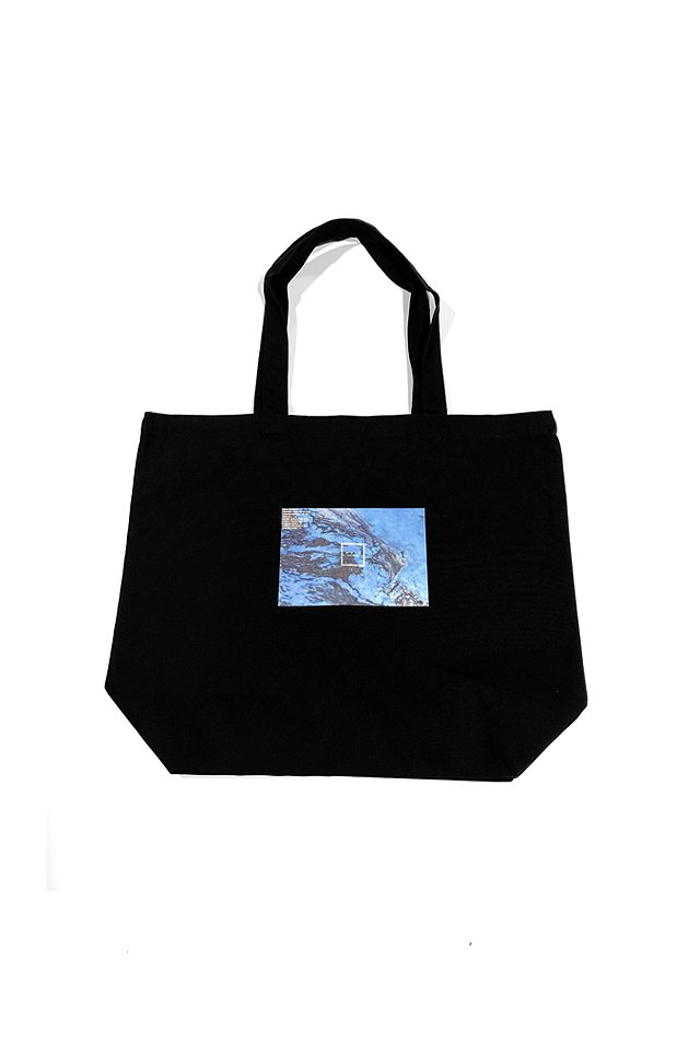 【MUZE GALLERY限定商品】MUZE GALLERY - The First Anniversary TOTE BAG(BLACK)