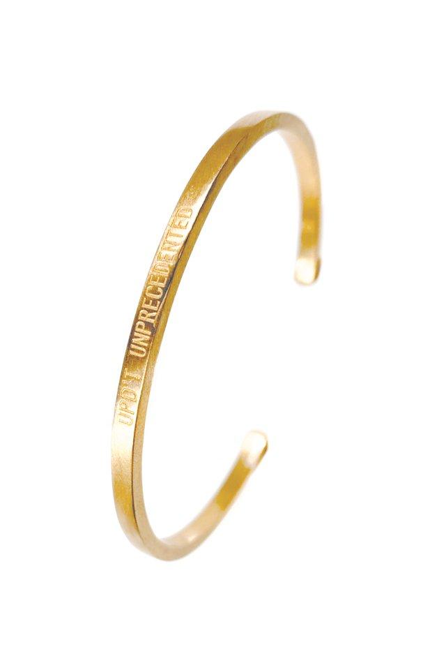 UPD'T - GOLD STAR  BRACELET(GOLD)