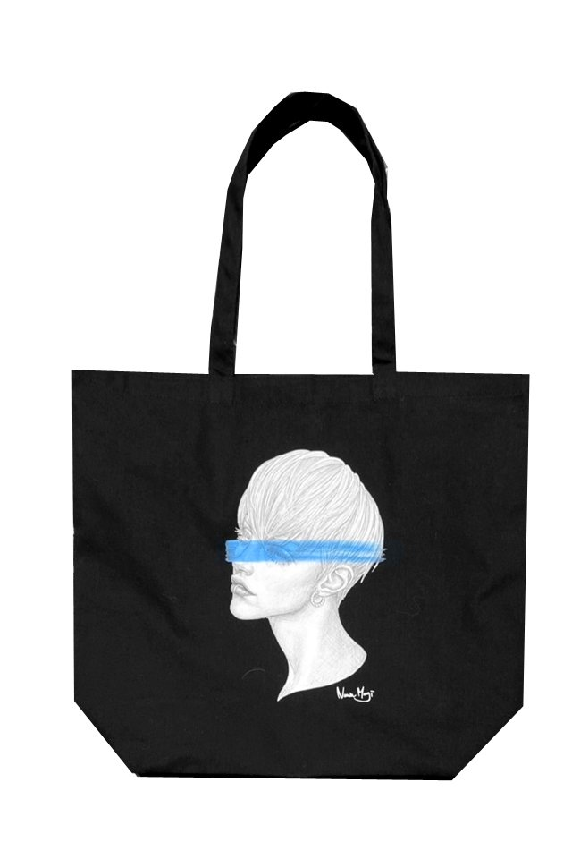 MUZE BLACK LABEL × NOWA MOGI -  TOTE BAG