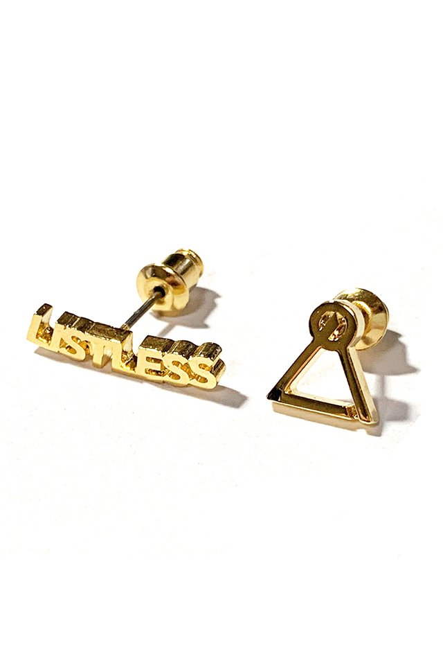 LISTLESS - PIACE SET GOLD (セット商品)