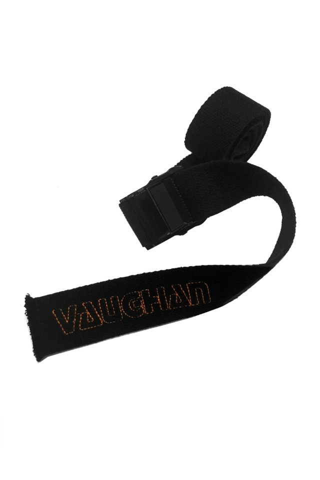 KOMAKINO - VAUGHAN BELT (BLACK) コマキノ
