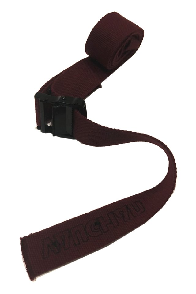 KOMAKINO - VAUGHAN BELT (BURGANDY) コマキノ