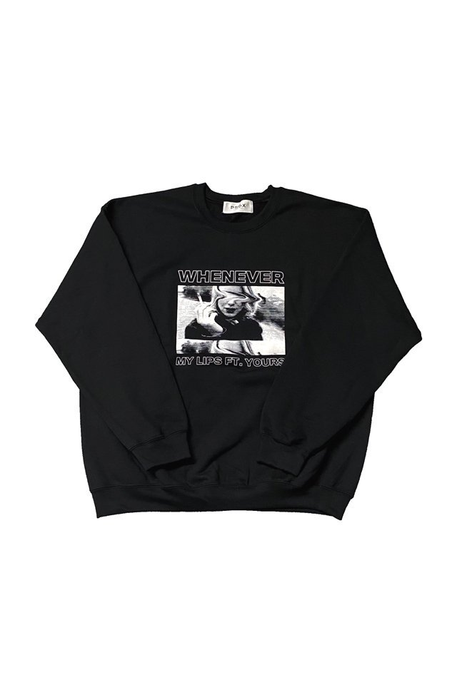 【50%OFF】PARADOX - WITH CIGARETTES SWEAT