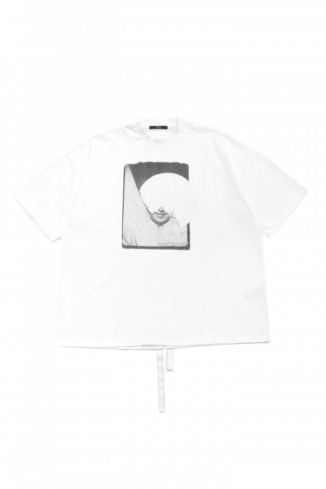 <img class='new_mark_img1' src='https://img.shop-pro.jp/img/new/icons1.gif' style='border:none;display:inline;margin:0px;padding:0px;width:auto;' />KOMAKINO - PILOT-A T-SHIRT(WHITE) コマキノ S/S2020 collection
