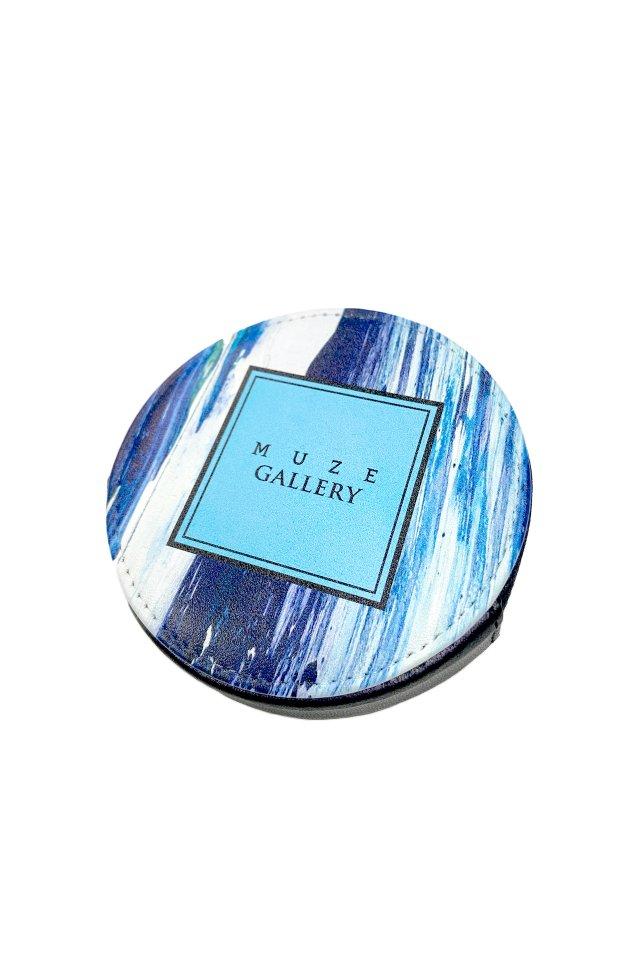 【受注商品4月下旬-5月中旬お届け】MUZE GALLERY - COIN CASE