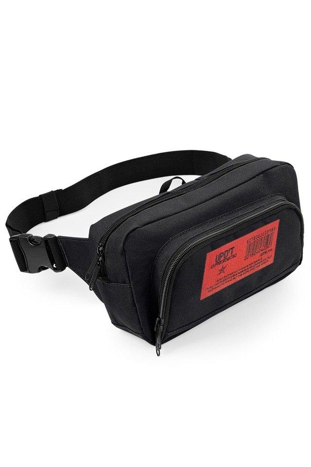 【受注商品6月下旬お届け予定】UPD'T - BODY BAG (BLACK)