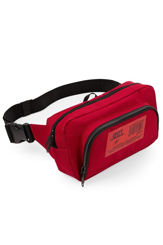UPD'T - BODY BAG (RED)
