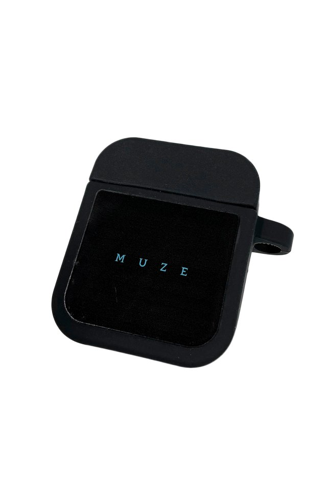 MUZE GALLERY - AirPods CASE (BLACK)