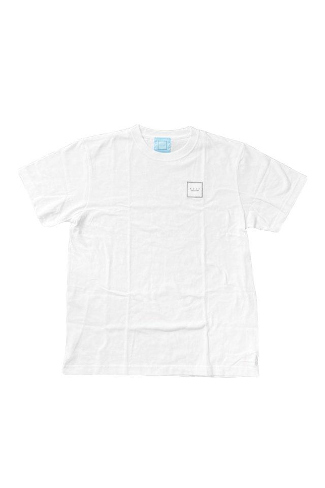 【MUZE GALLERY限定商品】MUZE GALLERY - スーベニア刺繍S/S TEE(WHITE)