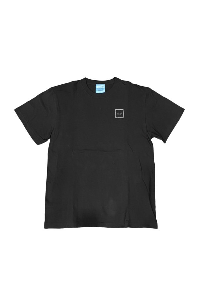 【MUZE GALLERY限定商品】MUZE GALLERY - スーベニア刺繍S/S TEE(BLACK)