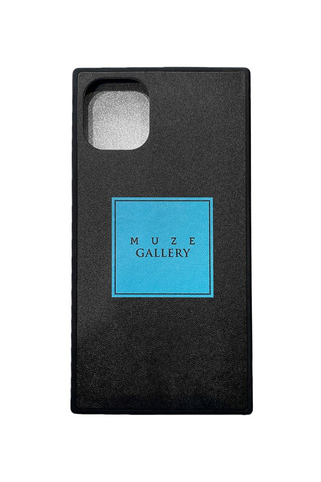 MUZE GALLERY - SMART PHONE CASE(LEATHER BLACK )
