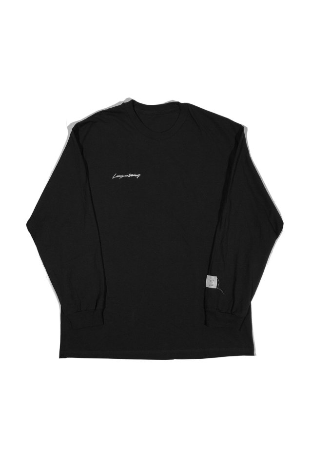 【6月中旬お届け】Lucas . co Weekend - Lucas . co Weekend  L/S 001 (BLACK)