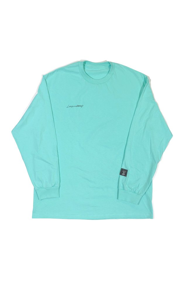 【6月中旬お届け】Lucas . co Weekend - Lucas . co Weekend  L/S 001(EMERALD)