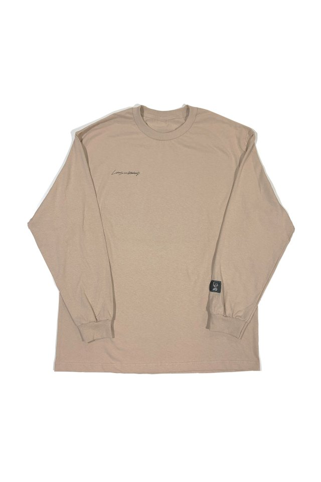 【6月中旬お届け】Lucas . co Weekend - Lucas . co Weekend  L/S 001(SANDBEIGE)