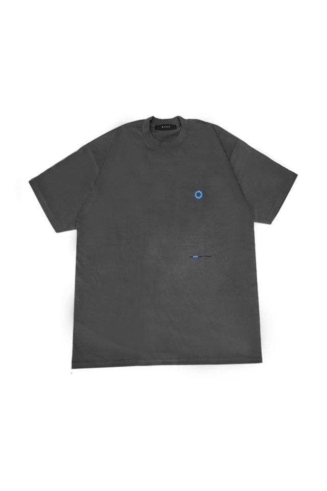 MUZE BLACK LABEL - ICEBERG T-SH(CHARCOAL)
