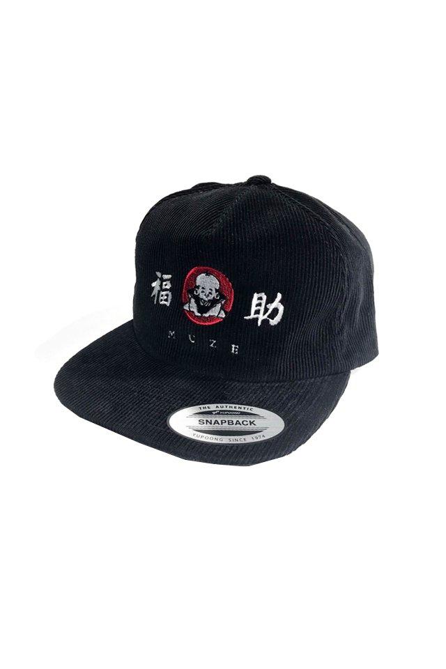 MUZE × 福助 - CORDUROY CAP