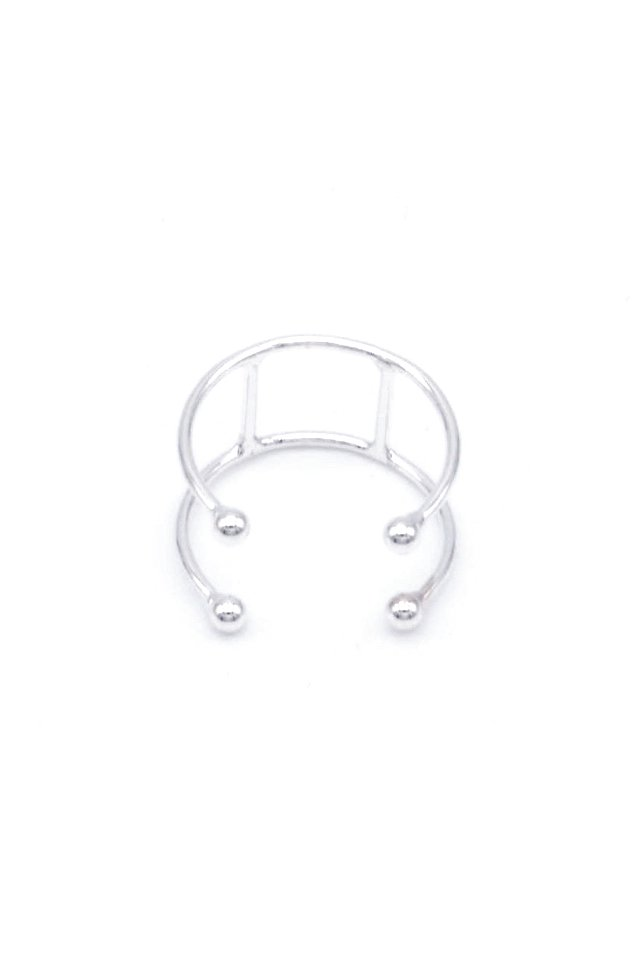 unclod - TINY BALL RING-B (SILVER) アンクロッド タイニー ボール リング