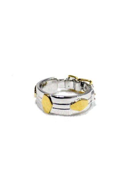 ETHOS -J.L. Hex Ring(GOLD) 20-21AW COLLECTION