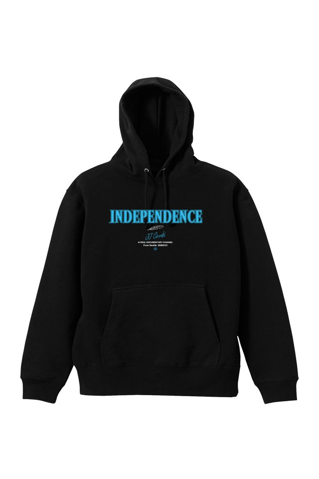 INDEPENDENCE - INDEPENDENCE RDC HOODED SWEATSHIRT(Ltd.)