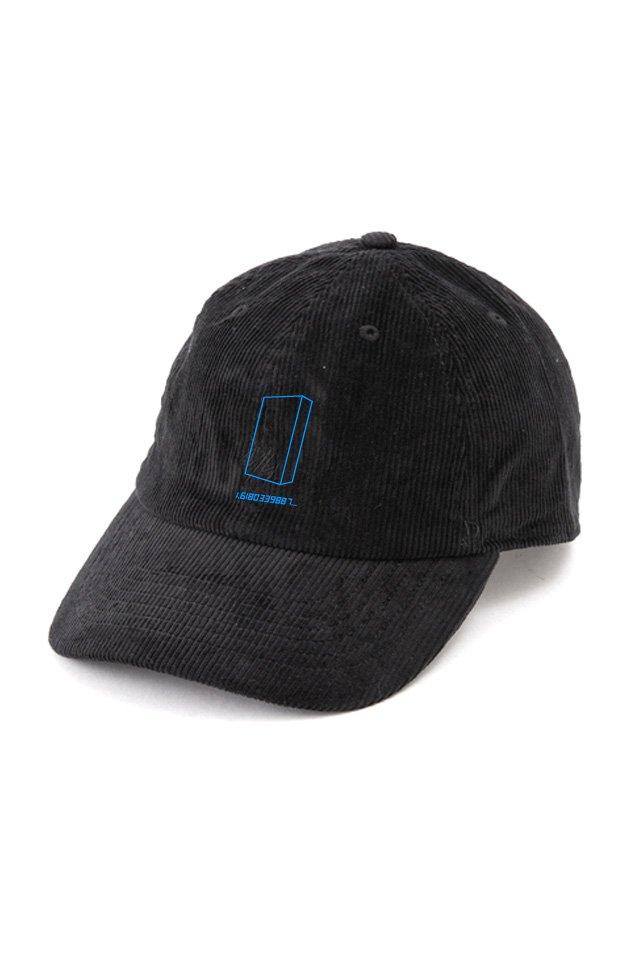 NaokimanShow × MUZE BLACK LABEL - 「モノリス」CAP (BLK&BLU)