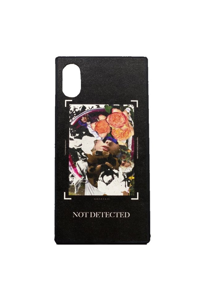 PRDX PARADOX TOKYO×KEI NOJIMA - NOT DETECTED iPhone CASE