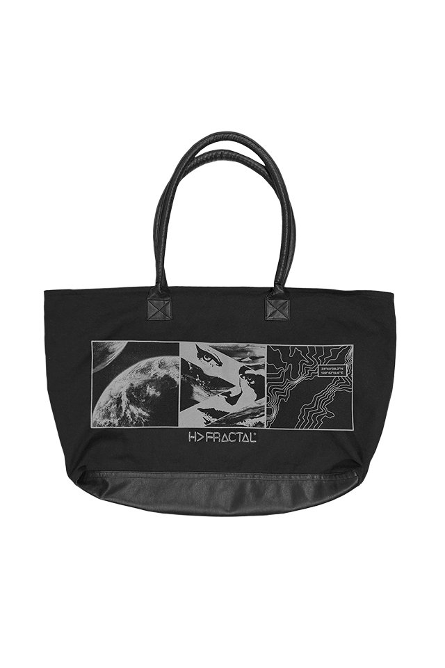 【60%OFF】H>FRACTAL ORIGINAL - GRAPHIC TOTE BAG