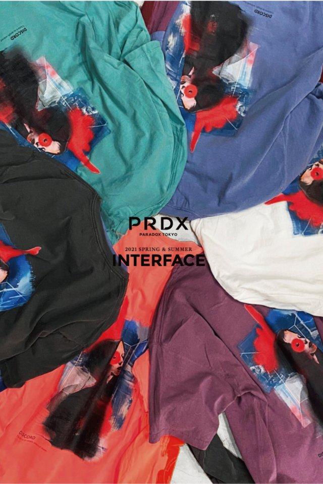PRDX PARADOX TOKYO - SELECTABLE LAYERED T-SHIRTS