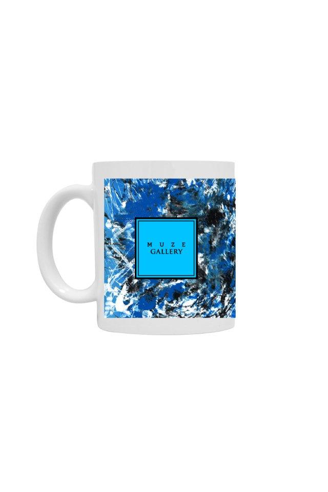 【6月中旬 お届け予定先行予約商品】MUZE GALLERY - MUG CUP (AFFIRMATION)