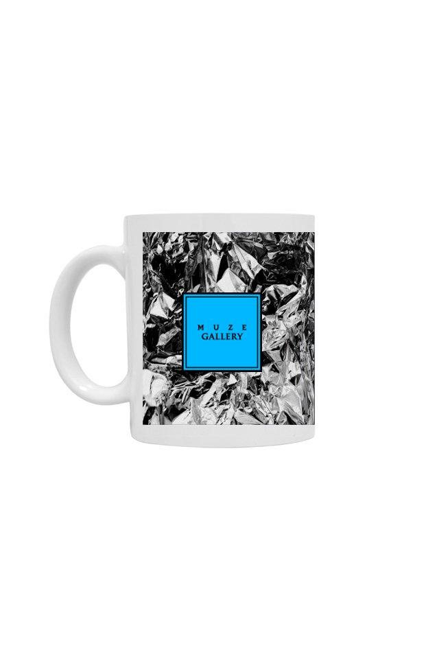 【6月中旬お届け予定先行予約商品】MUZE GALLERY - MUG CUP (MIRROR)